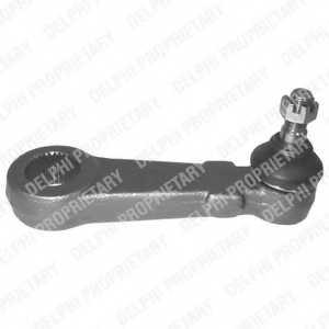 Болт с шаровой головкой, поперечная рулевая тяга DELPHI TA1651 - изображение