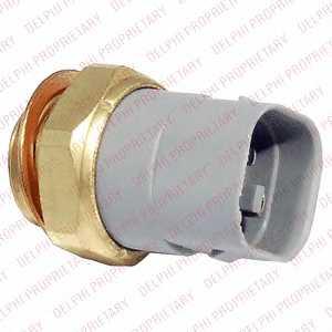 Термовыключатель вентилятора радиатора DELPHI TS10291 - изображение