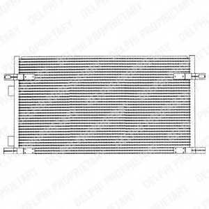 Конденсатор кондиционера DELPHI TSP0225212 - изображение