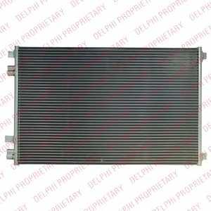 Конденсатор кондиционера DELPHI TSP0225541 - изображение