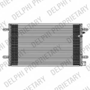 Конденсатор кондиционера DELPHI TSP0225591 - изображение