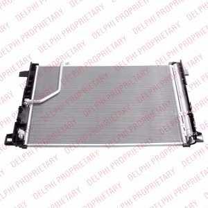 Конденсатор кондиционера DELPHI TSP0225672 - изображение