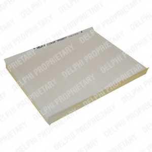 Фильтр салонный DELPHI TSP0325017 - изображение