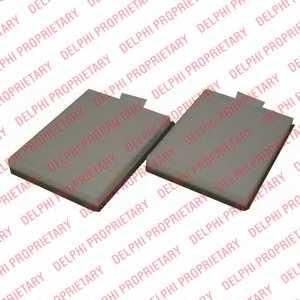 Фильтр салонный DELPHI TSP0325038C - изображение
