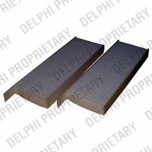Фильтр салонный DELPHI TSP0325246 - изображение