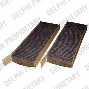 Фильтр салонный DELPHI TSP0325246C - изображение