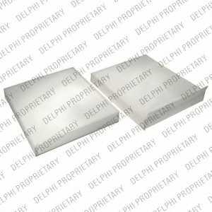 Фильтр салонный DELPHI TSP0325330 - изображение