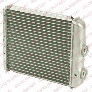 Радиатор отопления салона DELPHI TSP0525534 - изображение