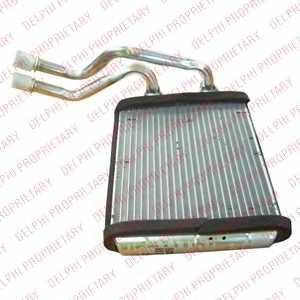 Радиатор отопления салона DELPHI TSP0525537 - изображение