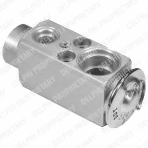 Расширительный клапан кондиционера DELPHI TSP0585009 - изображение