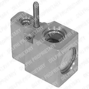 Расширительный клапан кондиционера DELPHI TSP0585029 - изображение