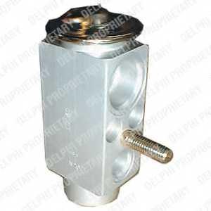 Расширительный клапан кондиционера DELPHI TSP0585045 - изображение
