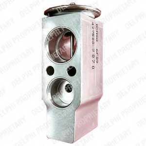 Расширительный клапан кондиционера DELPHI TSP0585056 - изображение