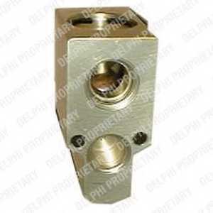 Расширительный клапан кондиционера DELPHI TSP0585057 - изображение