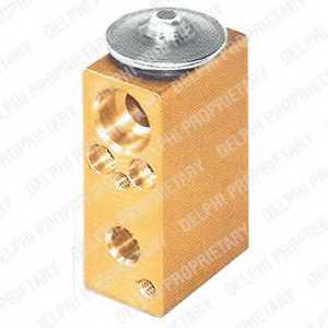 Расширительный клапан кондиционера DELPHI TSP0585060 - изображение