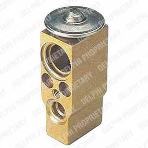 Расширительный клапан кондиционера DELPHI TSP0585062 - изображение