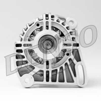Генератор 90А для FIAT 500(312), DOBLO(119, 152,223,263,263#), LINEA(323), PUNTO(199) / FORD KA(RU8) <b>DENSO DAN1004</b> - изображение