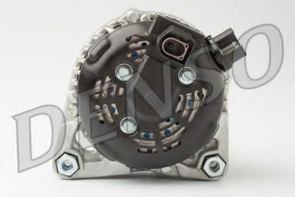 Генератор 150А для FORD B-MAX(JK), ECOSPORT, FIESTA, FOCUS, TOURNEO COURIER, TRANSIT COURIER <b>DENSO DAN1073</b> - изображение 1