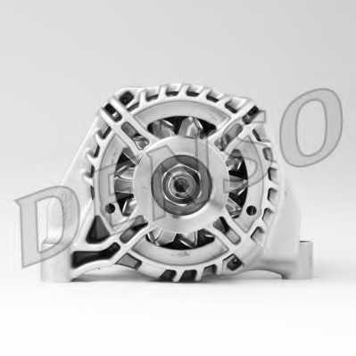 Генератор 90А для FIAT 500, BRAVA, BRAVO, DOBLO, IDEA, LINEA, PANDA, PUNTO, STILO, STILO Multi / FORD KA / LANCIA MUSA, YPSILON <b>DENSO DAN519</b> - изображение 1