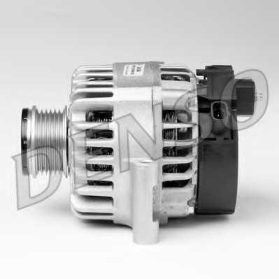 Генератор 105А для OPEL CORSA, MERIVA B <b>DENSO DAN584</b> - изображение
