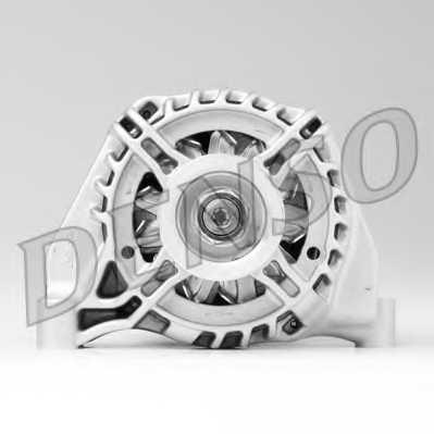Генератор 105А для FIAT 500, 500L, BRAVO, DOBLO, LINEA, PUNTO, SIENA, STILO, STILO Multi / FORD KA <b>DENSO DAN599</b> - изображение 1