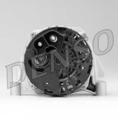 Генератор 105А для FIAT 500, 500L, BRAVO, DOBLO, LINEA, PUNTO, SIENA, STILO, STILO Multi / FORD KA <b>DENSO DAN599</b> - изображение 2