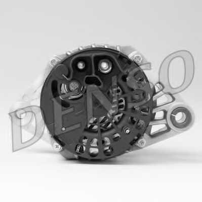 Генератор 65А для FIAT DOBLO(119,223), PALIO(178DX), STRADA(178E) <b>DENSO DAN640</b> - изображение