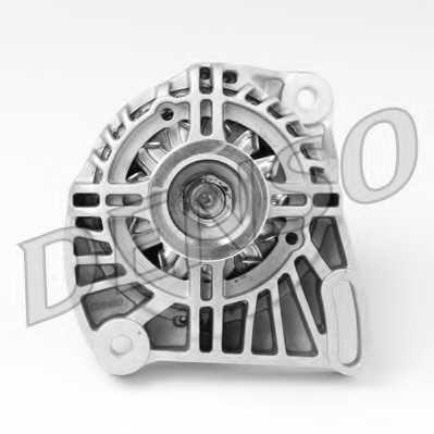 Генератор 70А для FIAT 500, 500L, BRAVO, DOBLO, IDEA, LINEA, PANDA, PUNTO, SIENA, STILO, STILO Multi / FORD KA / LANCIA YPSILON <b>DENSO DAN998</b> - изображение 1