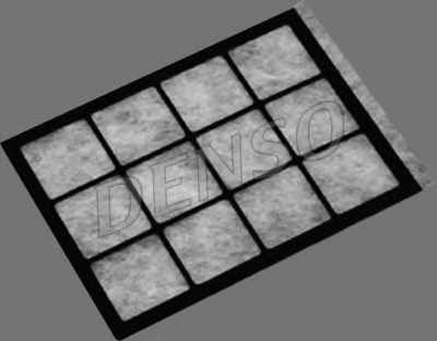 Фильтр салонный DENSO DCF087P - изображение