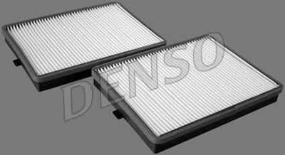 Фильтр салонный DENSO DCF402P - изображение
