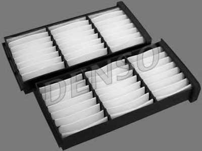 Фильтр салонный DENSO DCF423P - изображение