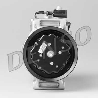 Компрессор кондиционера для AUDI A8(4E#) / VW PHAETON(3D#) <b>DENSO DCP02009</b> - изображение 1