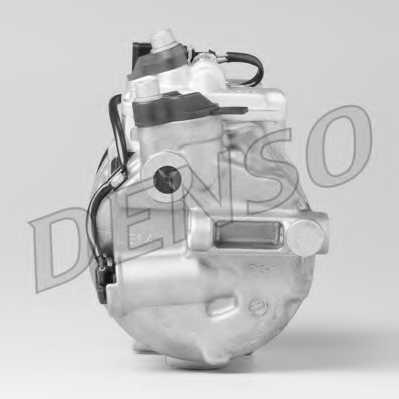 Компрессор кондиционера для AUDI A8(4E#) / VW PHAETON(3D#) <b>DENSO DCP02009</b> - изображение 2