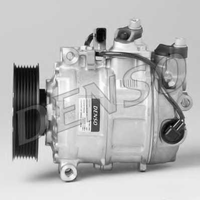 Компрессор кондиционера для AUDI A8(4E#) / VW PHAETON(3D#) <b>DENSO DCP02009</b> - изображение 3