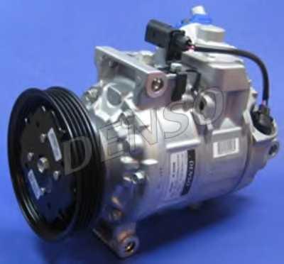 Компрессор кондиционера для AUDI A4(B6,8E2,8E5) <b>DENSO DCP02024</b> - изображение