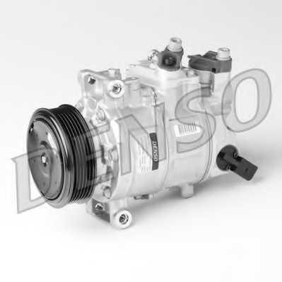 Компрессор кондиционера DENSO DCP02041 - изображение