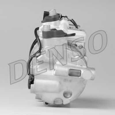 Компрессор кондиционера для AUDI A6(C6,4F2,4F5,4FH) <b>DENSO DCP02090</b> - изображение 3
