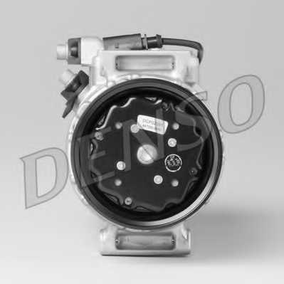 Компрессор кондиционера DENSO DCP02091 - изображение 3
