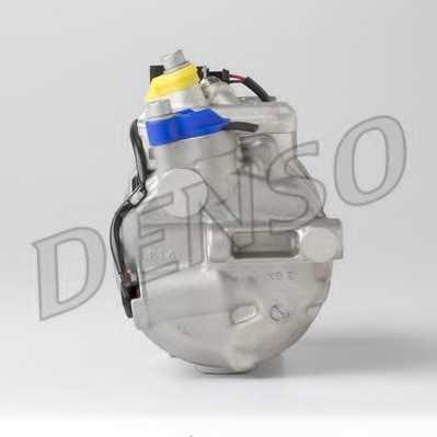 Компрессор кондиционера для AUDI Q7(4L) <b>DENSO DCP02096</b> - изображение 2