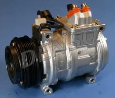 Компрессор кондиционера для BMW 3(E36), 5(E34), Z3(E36) <b>DENSO DCP05003</b> - изображение
