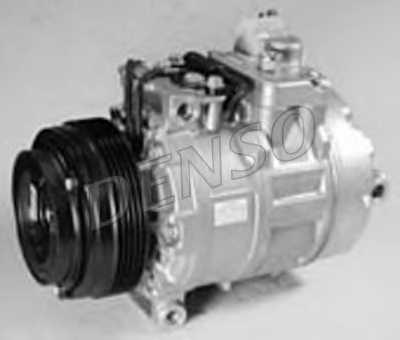 Компрессор кондиционера для BMW 3(E46), 5(E39), 7(E38) <b>DENSO DCP05014</b> - изображение