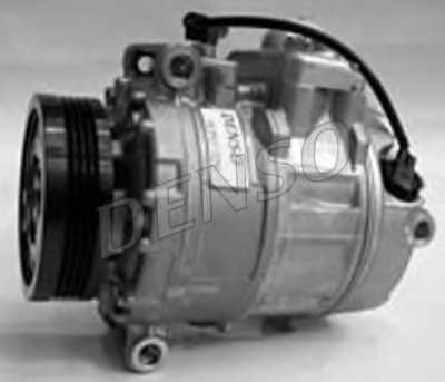 Компрессор кондиционера для BMW 5(E60,E61), 7(E66, E67,E65) <b>DENSO DCP05020</b> - изображение 1