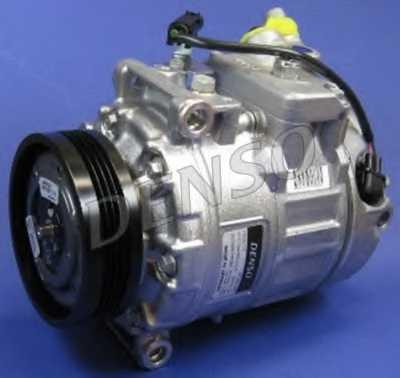 Компрессор кондиционера для BMW 5(E60,E61), 7(E66, E67,E65) <b>DENSO DCP05020</b> - изображение