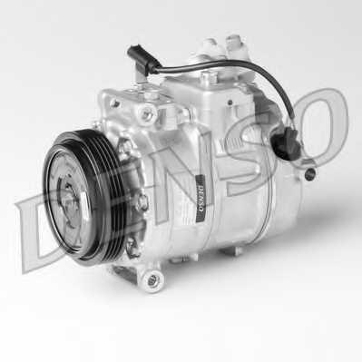 Компрессор кондиционера для BMW 7(E66, E67,E65) <b>DENSO DCP05021</b> - изображение