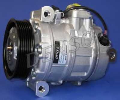 Компрессор кондиционера для BMW 1(E81,E82,E87,E88), 3(E90,E91,E92,E93), X1(E84) <b>DENSO DCP05036</b> - изображение