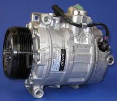 Компрессор кондиционера для BMW 3(E90,E91,E92,E93) <b>DENSO DCP05037</b> - изображение