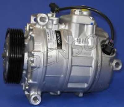 Компрессор кондиционера для BMW 7(E66, E67,E65) <b>DENSO DCP05038</b> - изображение