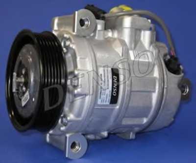 Компрессор кондиционера для BMW 1(E82,E88), 3(E90,E91,E92,E93) <b>DENSO DCP05045</b> - изображение