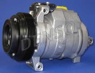 Компрессор кондиционера для BMW X5(E53) <b>DENSO DCP05046</b> - изображение