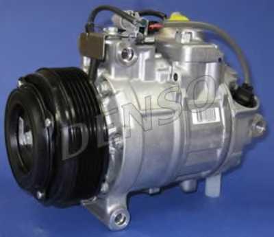 Компрессор кондиционера для BMW 1(E81,E82,E87,E88), 3(E90,E91,E92,E93), X1(E84) <b>DENSO DCP05050</b> - изображение